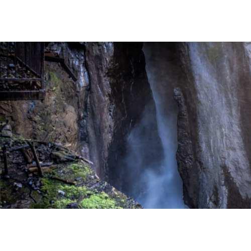 Medium Crop Of Fish Canyon Falls