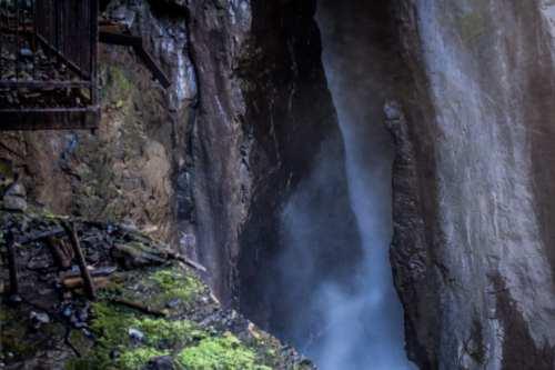 Medium Of Fish Canyon Falls