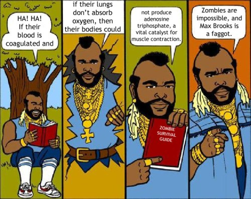 mr t knows zombies