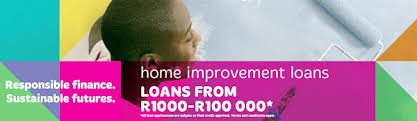 Real People Home Improvement Loan