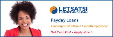 Letsatsi Short Term Loan
