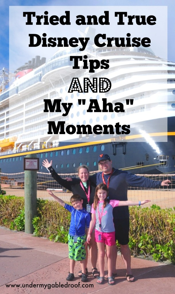 Need help sorting through ALL the tips out there for a Disney cruise? Come check out these tips and tricks I learned on our recent Disney Cruise.