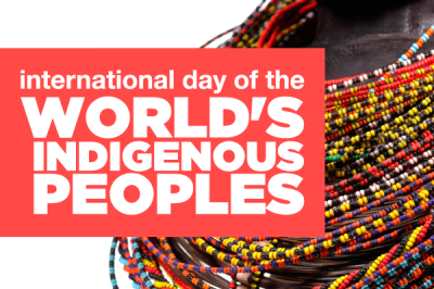 International Day of the World's Indigenous People