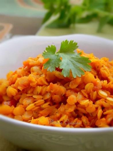 Curry indien lentilles (5)