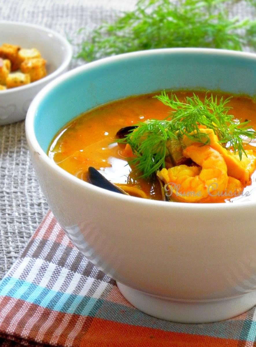 Soupe poisson suede - Cuisine soupe de poisson ...