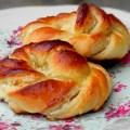 Petits pains briochés coco et citron (2)