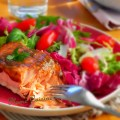 saumon vinaigre balsamique (7)
