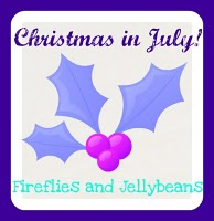 Christmas in July @ Fireflies and Jellybeans