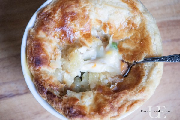 Super Quick Chicken Pot Pie- Cheater's Version-1-6