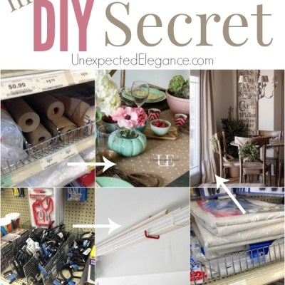 My DIY Secret