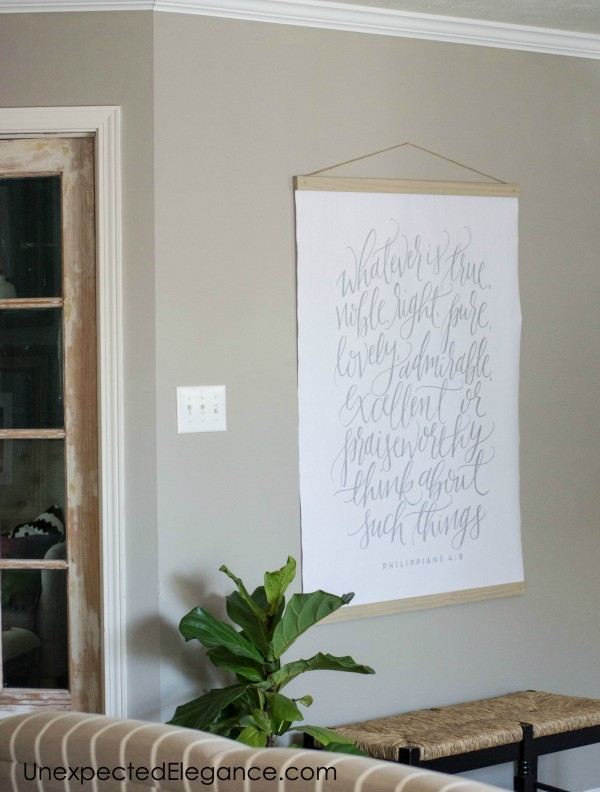 Easy LARGE Wall Art-1-3