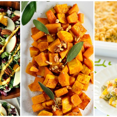 22 mouth-watering Thanksgiving Side Dishes