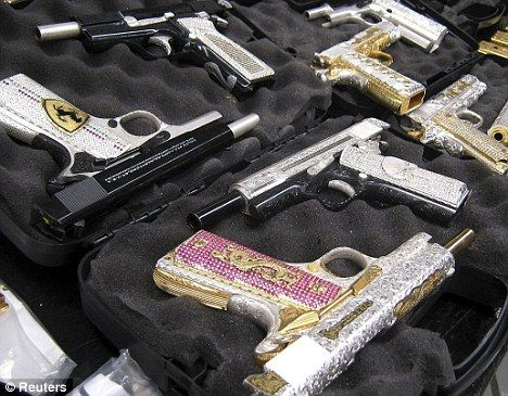 Blinged Out Drug Lords