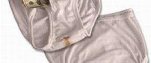 Brief Safe – The Benefits of Dirty Underwear