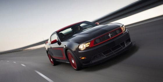 The Boss Is Back – Ford Mustang Boss 302