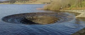 Tunnel to The Center of The Earth? World's Largest Spillways