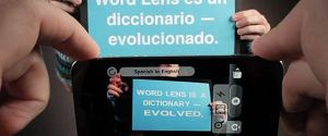 Language Dictionary Evolved – The World Through Word Lens