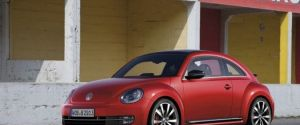 2012 Volkswagen Beetle – Improved and Masculine?