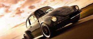 Herbie Bugster – Porsche Boxster + Volkswagen Beetle
