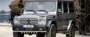 Mercedes-Benz G Class BA3 Final Edition & Edition Select