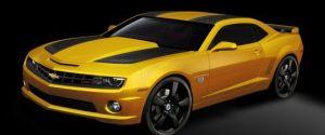 2012 Transformers Special Edition Camaro