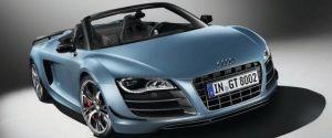 Going Topless: Audi R8 GT Spyder