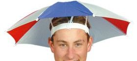 The Backpack Umbrella – Hands-Free