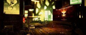 The Cities of Deus Ex: Human Revolution