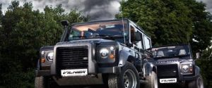Rugged Luxury: Vilner Tuned Land Rover Defender