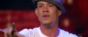 The X Factor – Chris Rene Performs 'Young Homie'