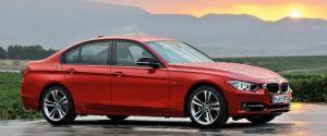 2012 BMW 3 Series Sedan