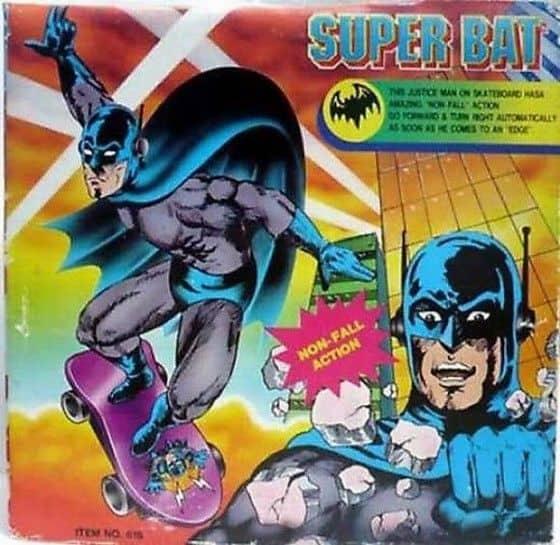 Knock-Off of Batman