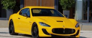 Novitec Tuned Maserati GranTurismo MC Stradale
