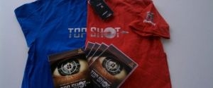 Top Shot Prize Giveaway and Facebook App