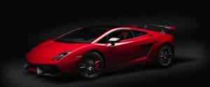 Limited Edition Lamborghini Gallardo LP570-4 Super Trofeo Stradale