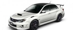 Subaru Impreza WRX STi S206 NBR Challenge