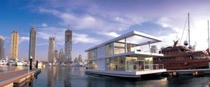 Amazing Houseboat by X-Architects