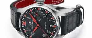 IWC Muhammad Ali Big Pilot's Watch