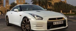 24-Karat Gold Plated 2012 Nissan GT-R VVIP
