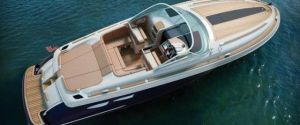 Luxurious Corsair 36 European Edition by Chris Craft