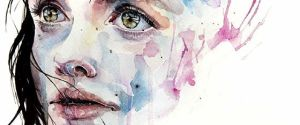 Agnes-Cecile – Time-lapse Watercolor Painting
