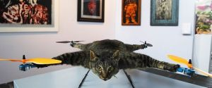 The Orvillecopter – Terrorize Everyone With a Flying Dead Cat