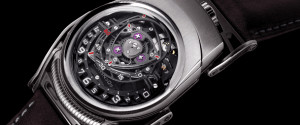 C3H5N3O9 Experiment ZR102 Watch by MB&F and Urwerk