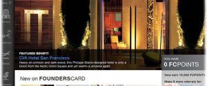 FoundersCard – Live like a Prince, Pay like a Pauper