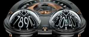 MB&F HM3 Poison Dart Frog Watch
