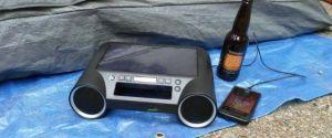 Review: Eton Rukus Portable Solar Bluetooth Boombox