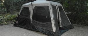 Review: Coleman 8 Person Instant Tent