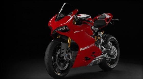 Ducati 1199 Pinagale R Superbike