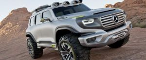Mercedes 'Ener-G-Force' – Future Of The G-Class?