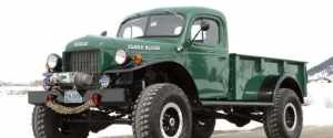 Legacy Power Wagons by Legacy Classic Trucks